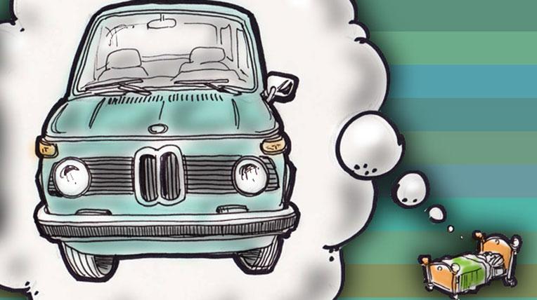 Nằm mơ thấy xe ô tô là điềm gì, đánh con gì?
