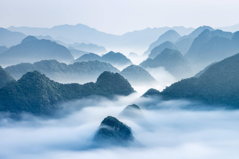 Mơ thấy núi đánh con gì?