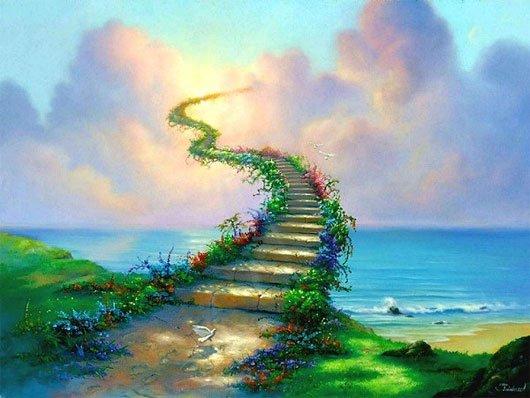 Nằm mơ thấy thiên đường, mơ thấy âm phủ, đâu là cát mộng?