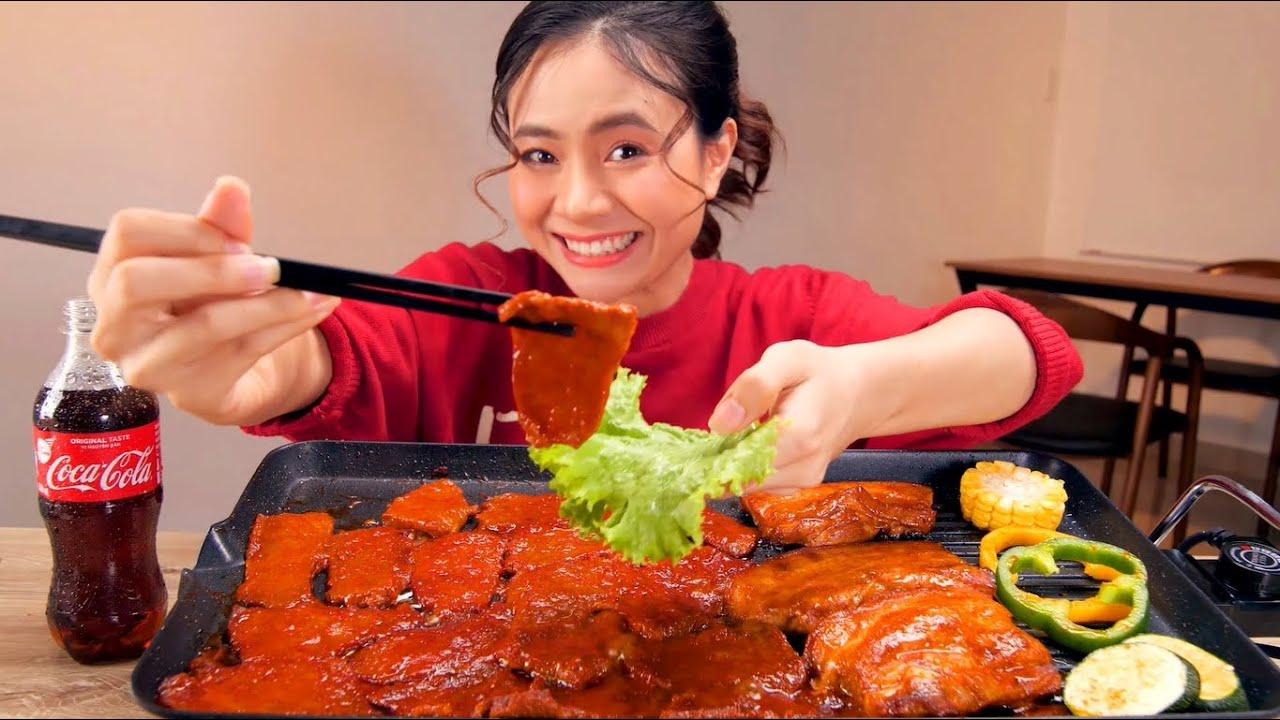 Nằm mơ thấy ăn thịt có điềm báo gì, đánh con số mấy?